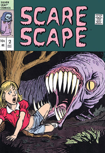 Scare Scape - The Wild Place